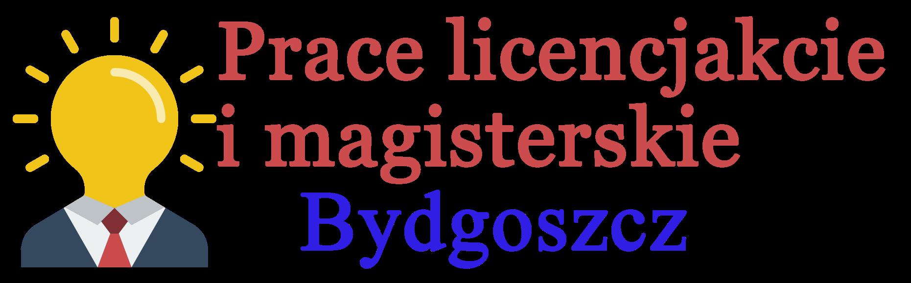 Prace licencjackie i magisterskie - Bydgoszcz